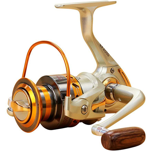 Goswot Left Right Interchangeable Fishing Reel