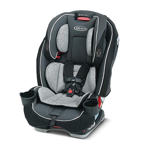 Graco SlimFit 3 In 1 Convertible Car Seat -Slim & Comfy Design