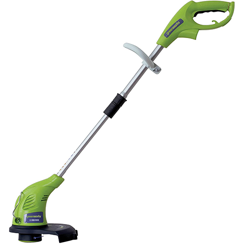 Greenworks 13-inch 4 Amp Electric Corded String Trimmer