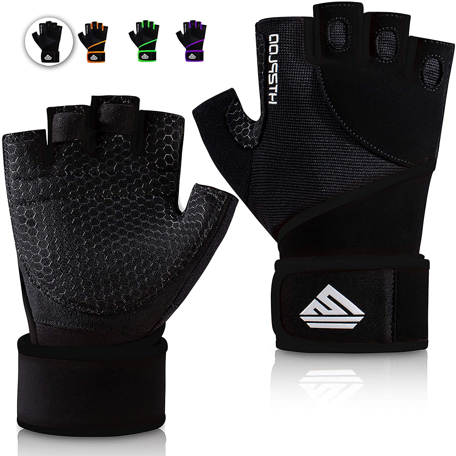 HT2PLOO Workout Gloves