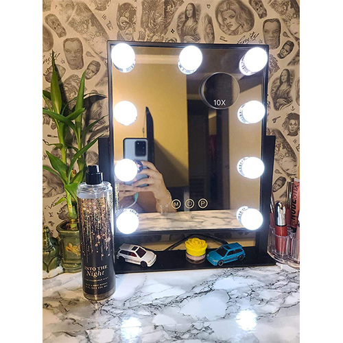 Hansong Hollywood Lighted Vanity Mirrors