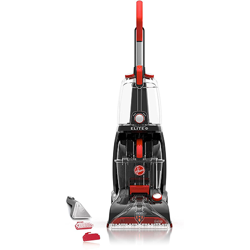 Hoover Power Scrub Elite Pet Upright home carpet cleaning and Shampooer