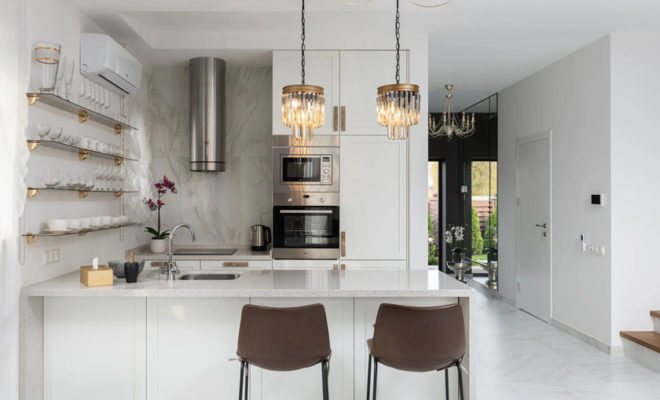 How to Repair Damaged Home Kitchen Cabinet Door