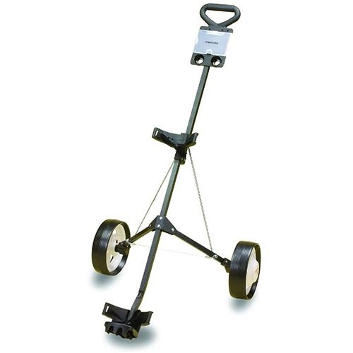 JEF WORLD OF GOLF- Deluxe Golf Push Cart
