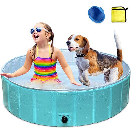 MARUNDA Foldable Dog Pool