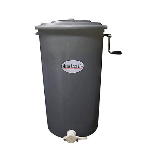 Mann Lake HH130 2-Frame Plastic Honey Extractor