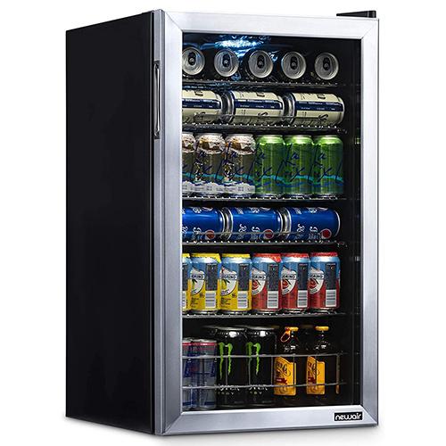 NewAir Beverage Refrigerator Cooler