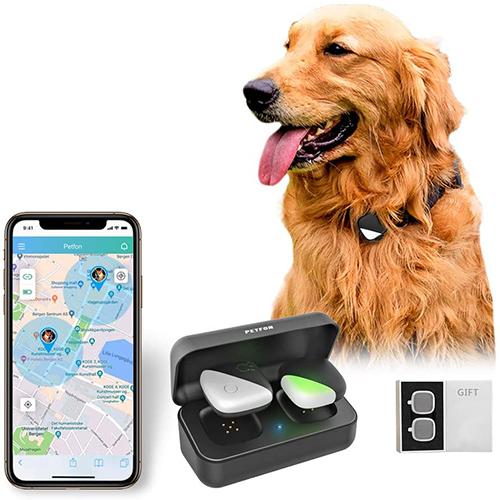 PETFON Dog GPS Dog Location & Activity Trackers (Dog Only)