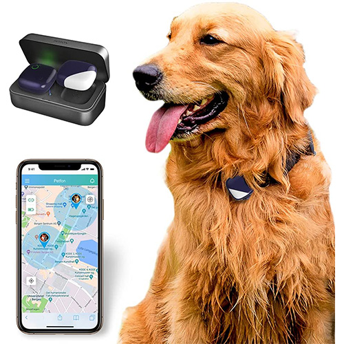 PetFon Pet GPS Dog Location & Activity Trackers (Only For Dog)
