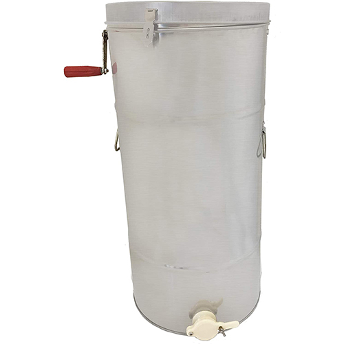 Pigeon Mountain Trading Company PM9996 Two-Frame Manual Honey Extractor
