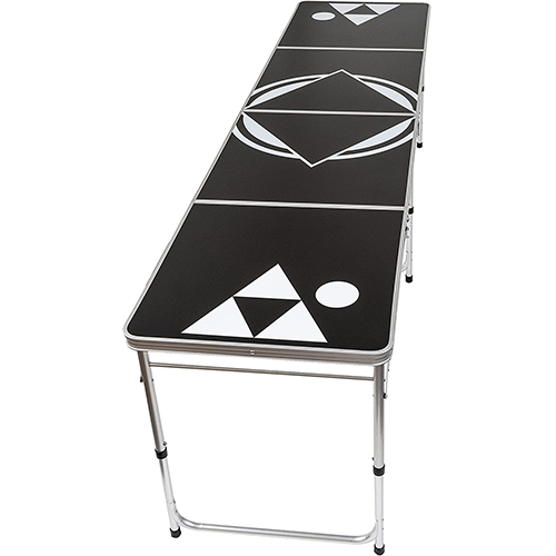 Red Cup Pong 8' Beer Pong Table