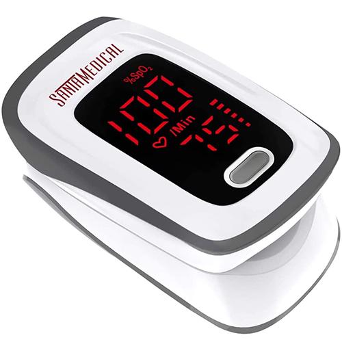 Santamedical Fingertip Pulse Oximeter (SpO2)