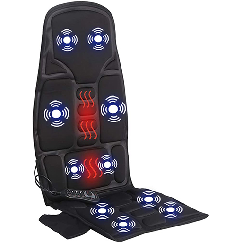 Sotion Vibrating Back Massager for Chair Massage Cushion