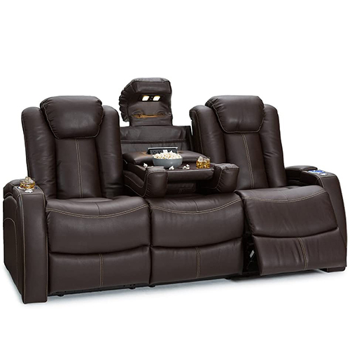 The Seatcraft Republic Home Theatre Seating