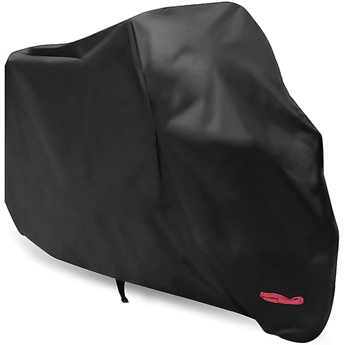 WDLHQC Waterproof Motorcycle Cover All Weather