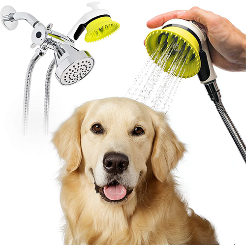 Wondurdog Quality Dog Wash Kit for Shower